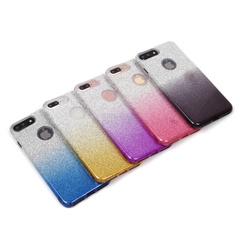 Чехол для iPhone (в ассортименте) накладка силикон с градиентом