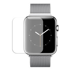 Защитное стекло для  часов Apple Watch 38/40/42/44 mm (ультрафиолет)