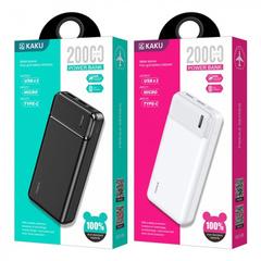 Внешний аккумулятор KAKU KSC-456 10000 mAh 2 USB