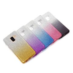 Чехол для Samsung Galaxy (в ассортименте) накладка силикон с градиентом