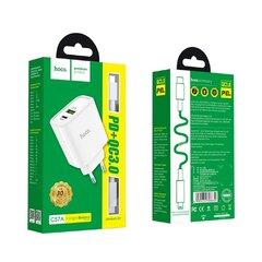 Сетевой адаптер Hoco C57A + USB Кабель