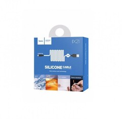 USB Кабель HOCO X21 Lightning Silicone