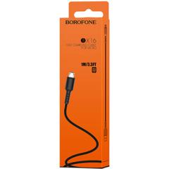 USB Кабель Borofone BX16