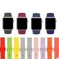 Гелевые ремешки для часов Apple Watch 38 и 42 mm