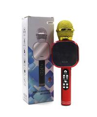 Беспроводной Bluetooth караоке микрофон Q009