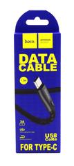 Кабель USB Type-C Hoco U58 Core