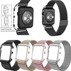 Магнитные металлические ремешки для часов Apple Watch 38 и 42 mm