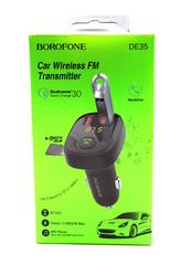 FM модулятор Borofone DE35