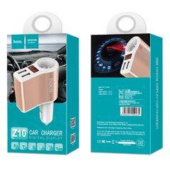 Автомобильное зарядное устройство Hoco Z10