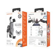 Держатель для телефона Borofone BH15 для велосипеда и мотоцикла
