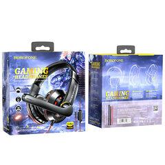 Проводные накладные наушники Borofone BO102