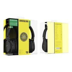 Беспроводные накладные наушники Borofone BO7 Broad sound
