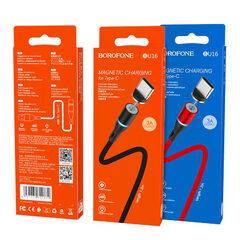 Кабель USB Borofone BU16 Skill magnetic Type-C