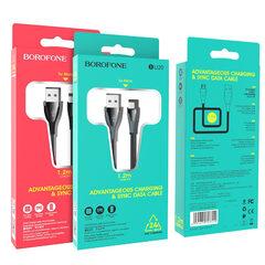 Кабель USB Borofone BU20 Advantageous Micro-USB