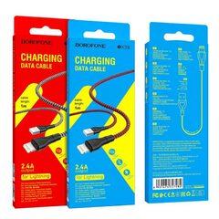 Кабель USB Borofone BX39 Beneficial