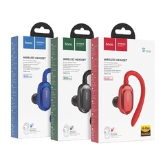 Bluetooth-гарнитура Hoco E26 plus