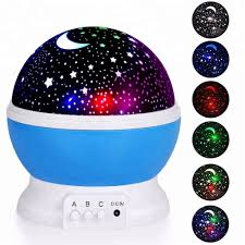 Ночник-проектор Star Master с функцией вращения