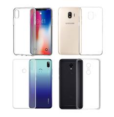 Чехол прозрачный (в ассортименте) для Huawei