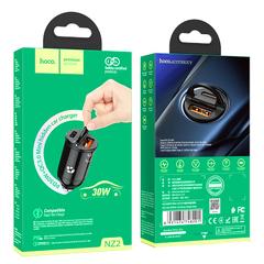 Автомобильное зарядное устройство Hoco NZ2