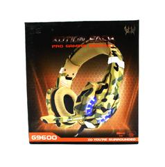 Проводные накладные наушники Kotion Each Pro Gaming Headset G9600